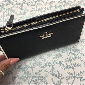 Kate Spade Braylon Black wallet